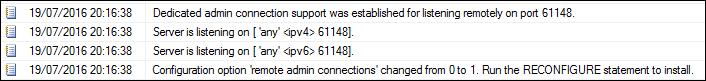 Nom : SQLServer_DAC_10_LogRemotePort.png Affichages : 2098 Taille : 11,2 Ko