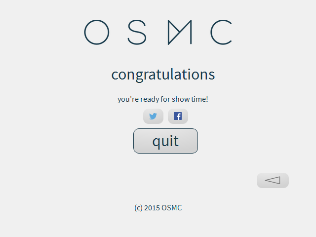 Nom : OSMC_install_11_congratulations.png