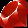 Nom : Ruby_logo50.svg.png Affichages : 326 Taille : 6,3 Ko