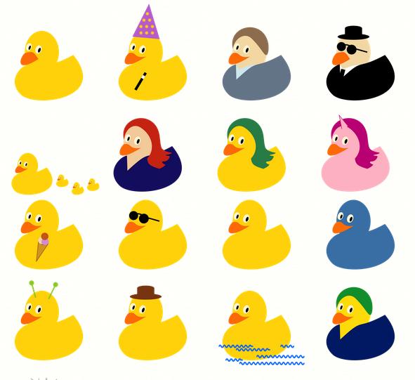 Nom : ducks.PNG Affichages : 509 Taille : 173,0 Ko