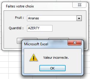 Nom : 18 Message Excel Valeur incorrecte.png Affichages : 47 Taille : 22,3 Ko