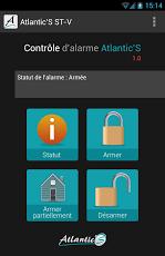 android alarme maison atlantic 39 s st v. Black Bedroom Furniture Sets. Home Design Ideas
