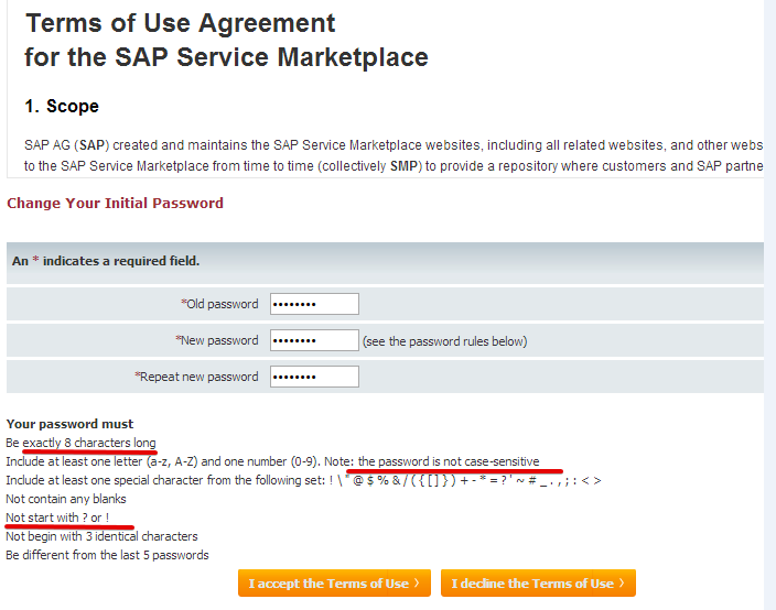 Nom : SAP Service Marketplace.png Affichages : 1153 Taille : 41,7 Ko
