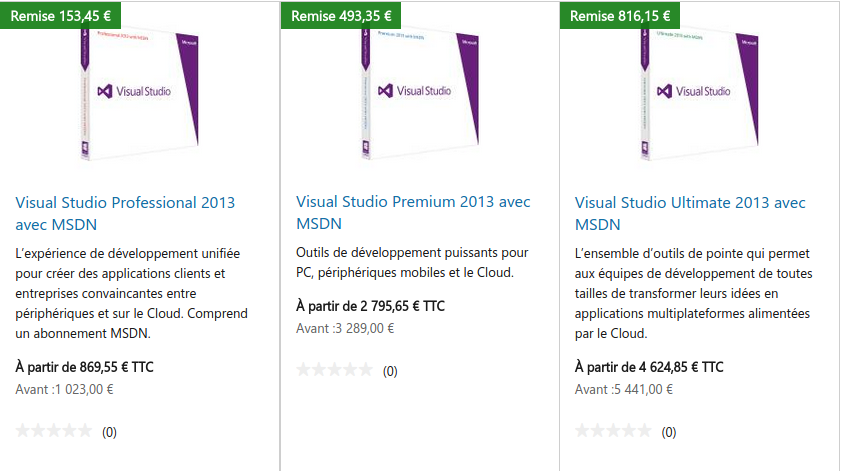 Nom : VS2013prices.png Affichages : 1124 Taille : 106,9 Ko