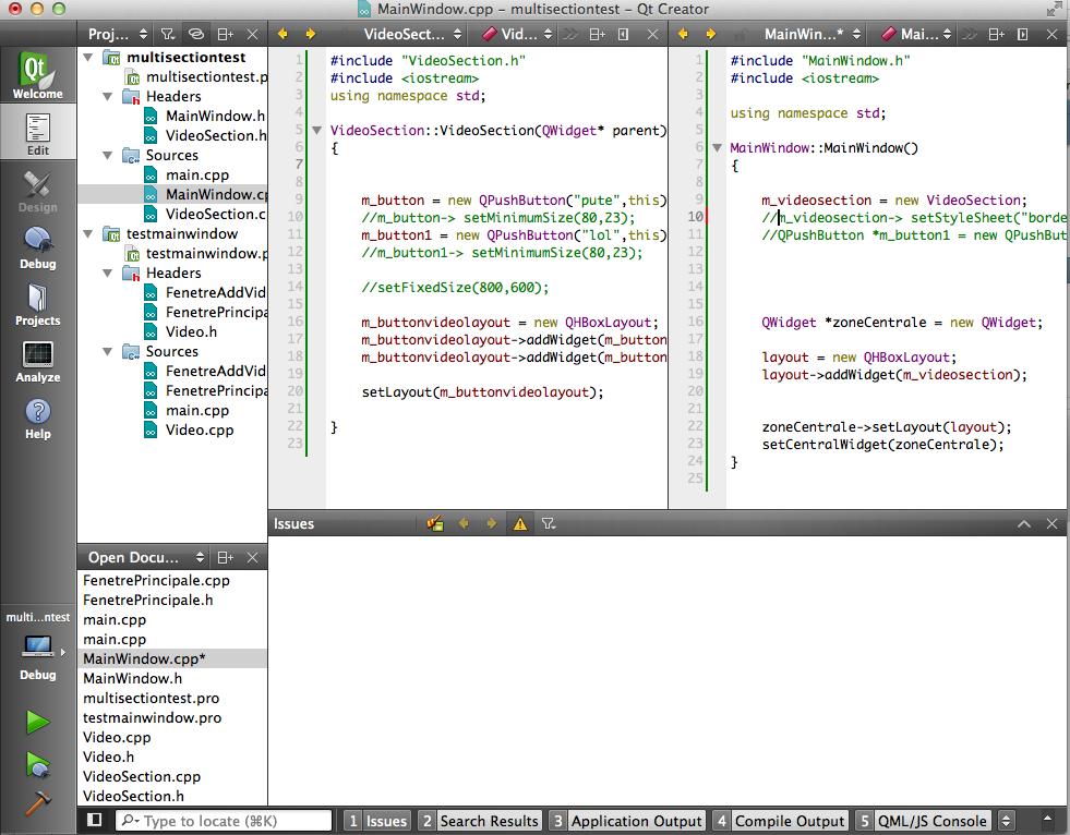 Cr er une fen tre avec plusieurs sections redimensionnables for Ouvrir fenetre dos windows 7