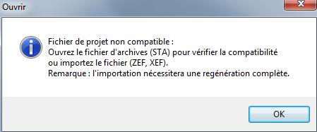 Unity Pro -=-> Erreur lors de l'ouverture d'un fichier