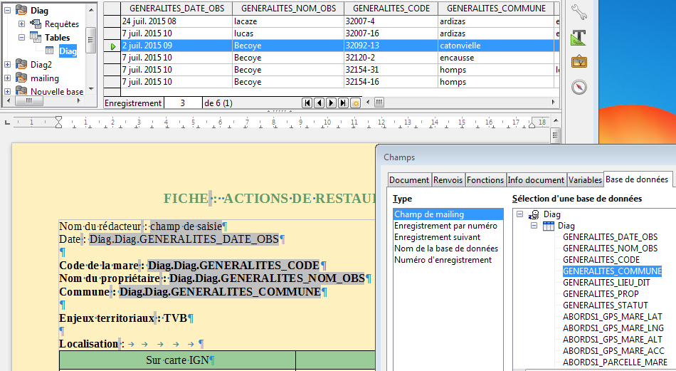 LibreOffice] [Texte] Macro LibreOffice en python : récupérer la