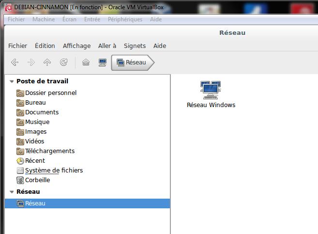 Comment monter un disque ntfs h te dans mon guest debian sur virtualbox - Bureau de change essonne ...
