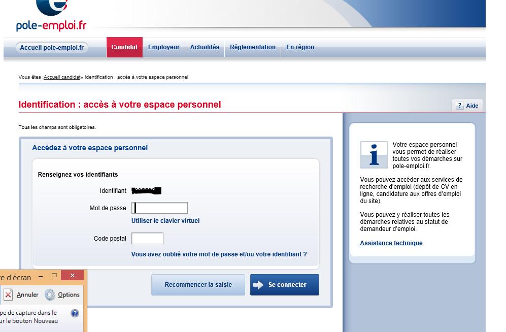 Xl 2013 Macro Donnees Web Importation Indemnite Pole Emploi