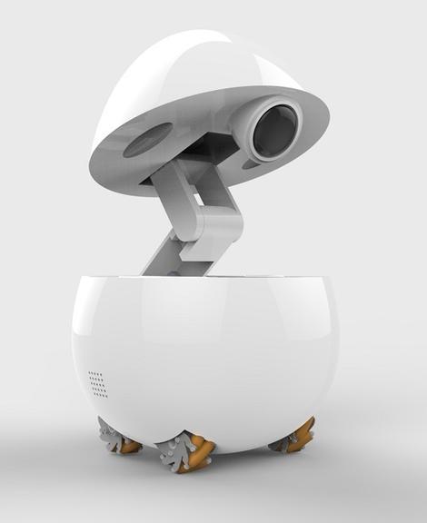 Nom : panasonic-companion-robot-ces-2017.jpg Affichages : 1514 Taille : 12,1 Ko