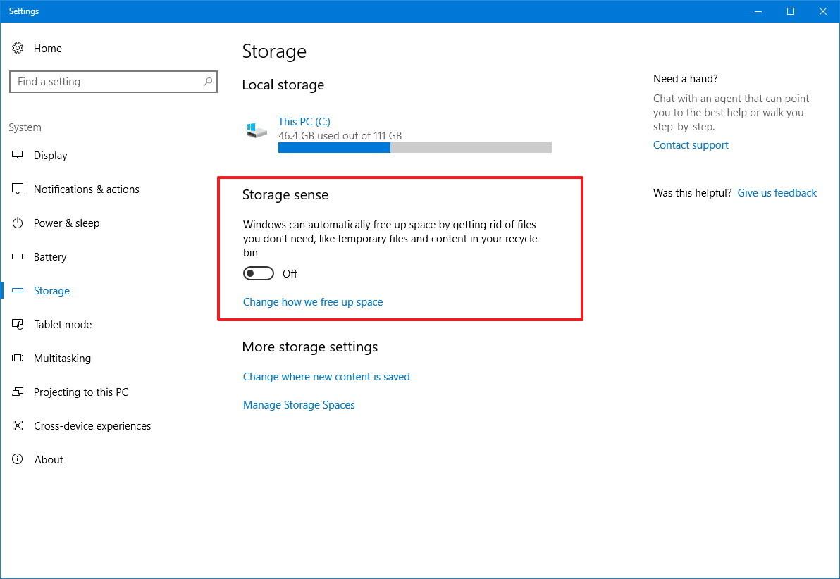 Nom : storage-spaces-windows10.jpg Affichages : 3963 Taille : 88,2 Ko