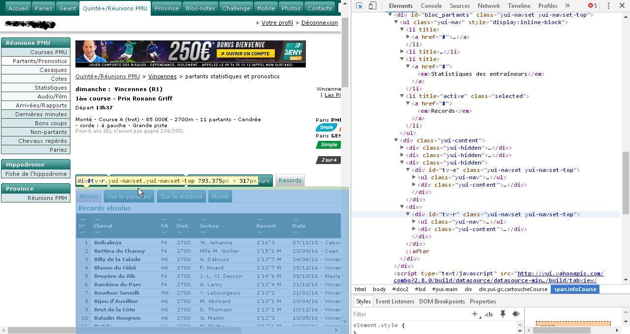 XL-2007] Excel - Json et sa toison ( importation )