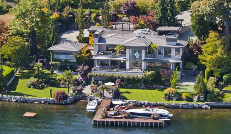 Maison Bill Gates : Xanadu 2.0, un concentr de luxe et de ...