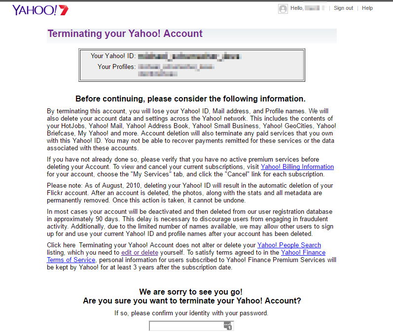 Nom : Yahoo Account Deletion.png Affichages : 3286 Taille : 87,4 Ko