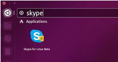 Nom : Skype Linux beta.jpeg Affichages : 3229 Taille : 8,7 Ko