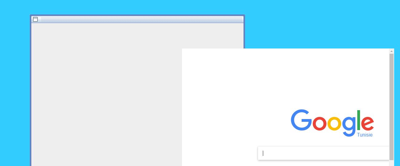 Comment appeler classe JInternalFrame dans un menu Bar