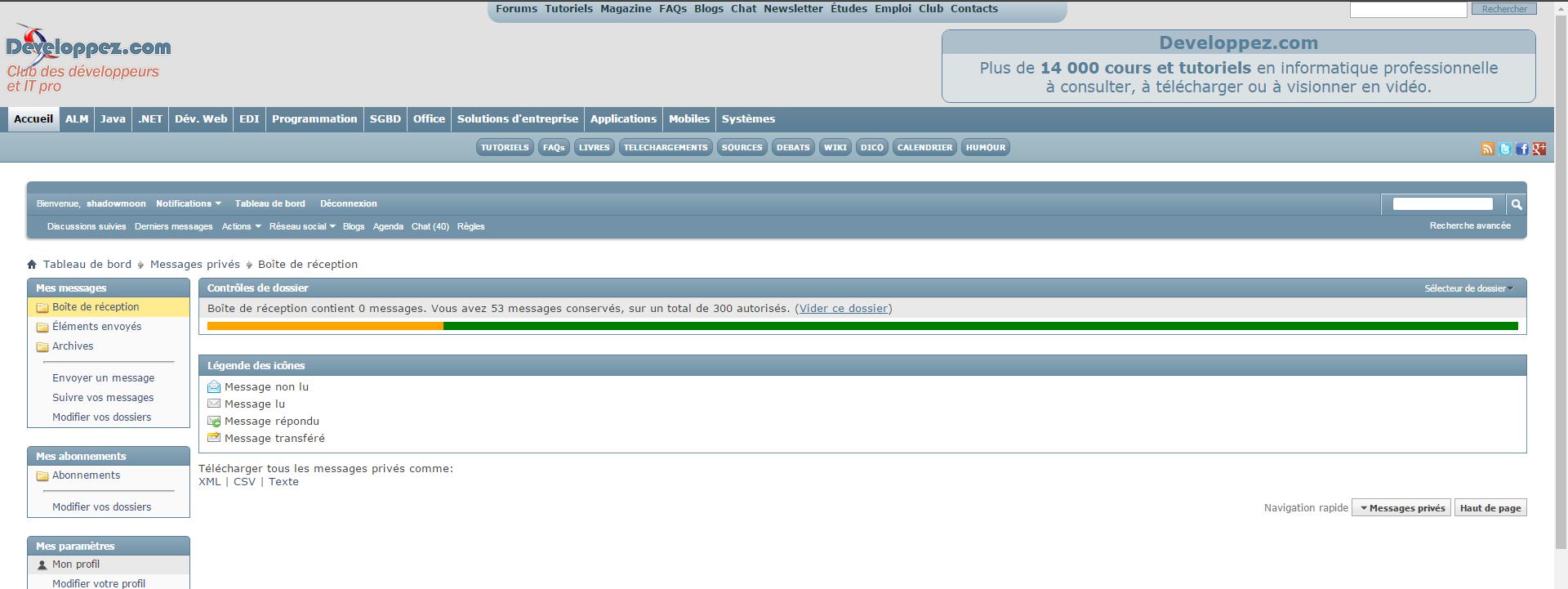 Nom : bug messagerie dvp.png Affichages : 145 Taille : 101,0 Ko