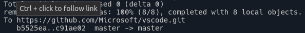 Nom : VSCode_Terminal_Link.png Affichages : 12048 Taille : 10,1 Ko
