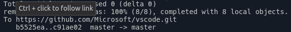 Nom : VSCode_Terminal_Link.png Affichages : 8226 Taille : 10,1 Ko