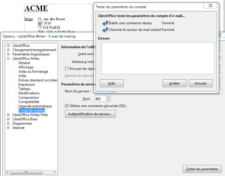 Nom : LibreOffice Writer - E-mail de mailing.png Affichages : 74 Taille : 40,8 Ko