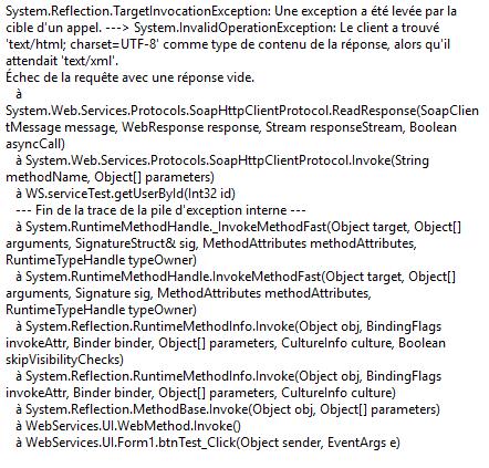 Nom : Erreur UTF-8.PNG Affichages : 42 Taille : 29,0 Ko