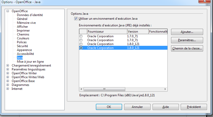 Nom : Options - OpenOffice - Java.png