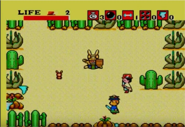 Nom : Master System Longplay Aztec Adventure the golden road to paradise - YouTube - Google Chrome_2.jpg