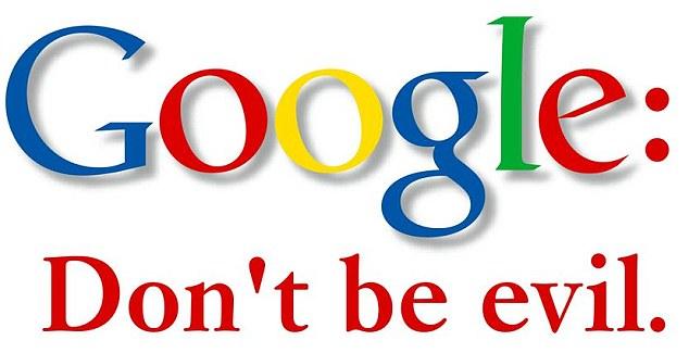 Nom : Google-Dont-be-evil.jpg Affichages : 8995 Taille : 39,8 Ko