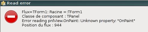 Nom : erreur_panel.png Affichages : 60 Taille : 10,7 Ko