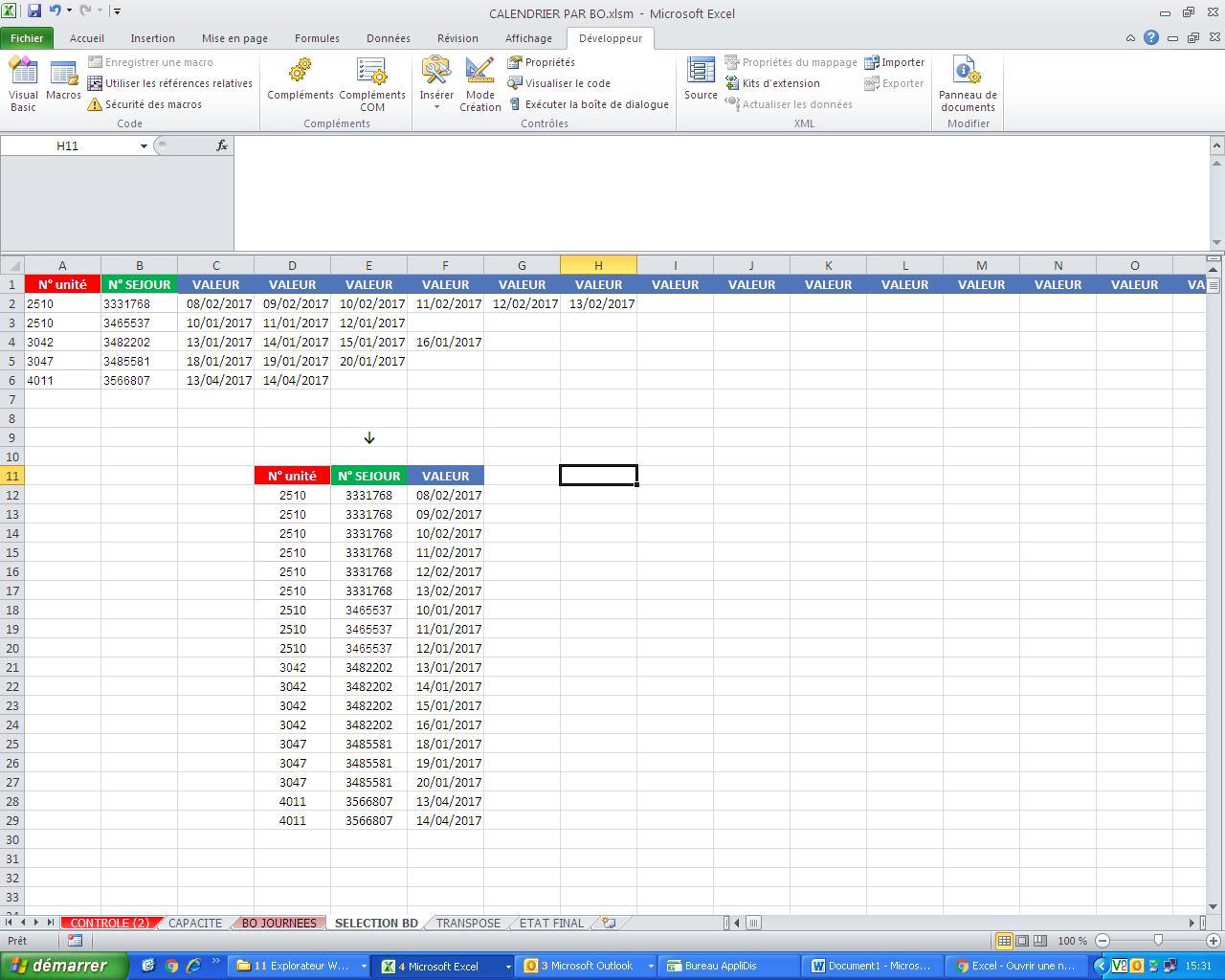 Xl 2010 Transposition D Un Tableau Vba Macros Et Vba Excel