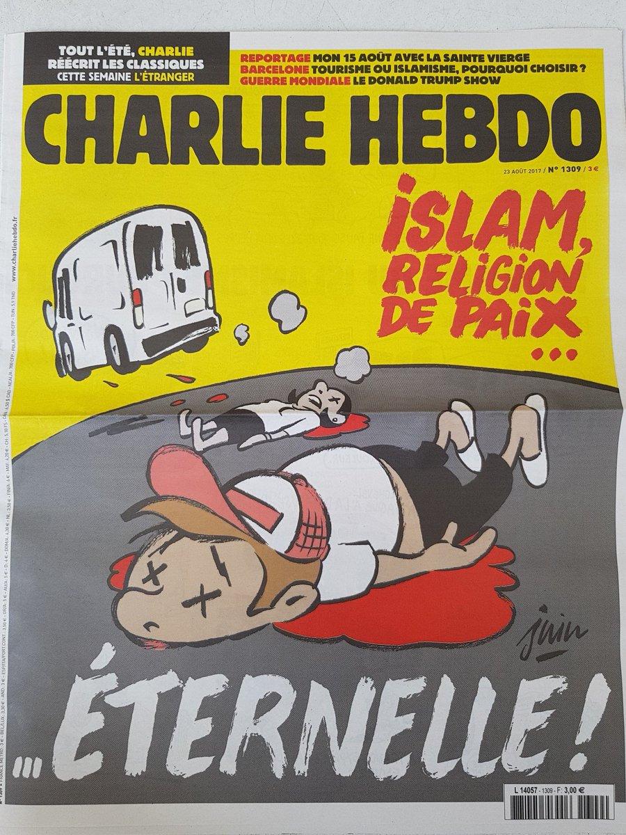 Nom : Charlie Hebdo 22 août 2017.jpg Affichages : 35 Taille : 234,5 Ko
