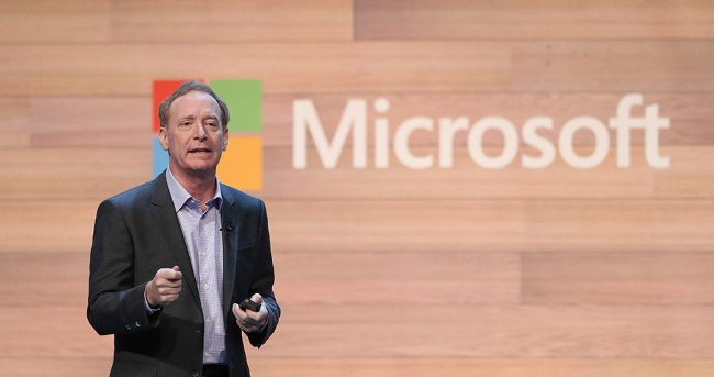 Nom : Microsoft President Brad Smith.jpg Affichages : 1572 Taille : 46,4 Ko