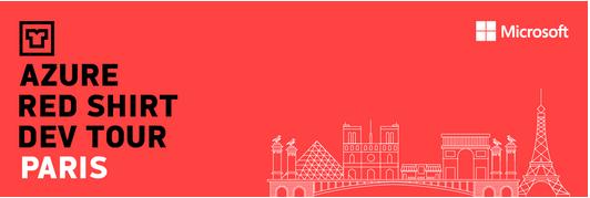 Nom : Azure Red Shirt Dev Tour_Email Header_Paris.png Affichages : 4039 Taille : 33,6 Ko