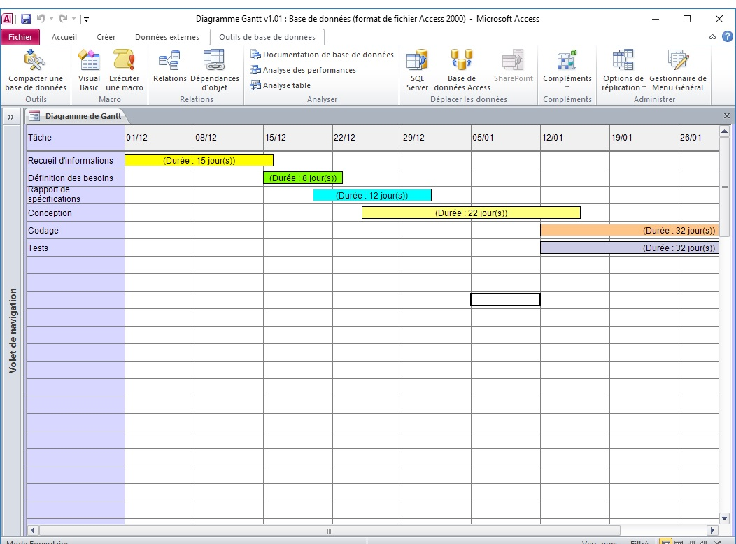 Diagramme De Gantt Microsoft Office Gallery How To Guide