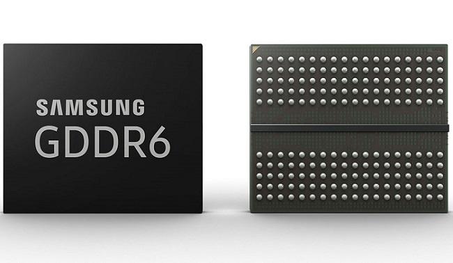 Nom : Samsung-GDDR6-Memory.jpg Affichages : 857 Taille : 57,2 Ko