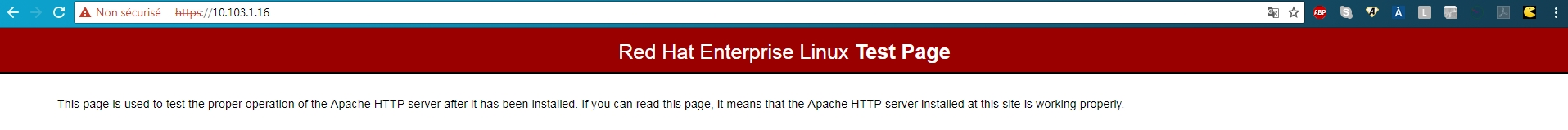 Nom : 2018-01-26 09_50_19-Test Page for the Apache HTTP Server on Red Hat Enterprise Linux.jpg
