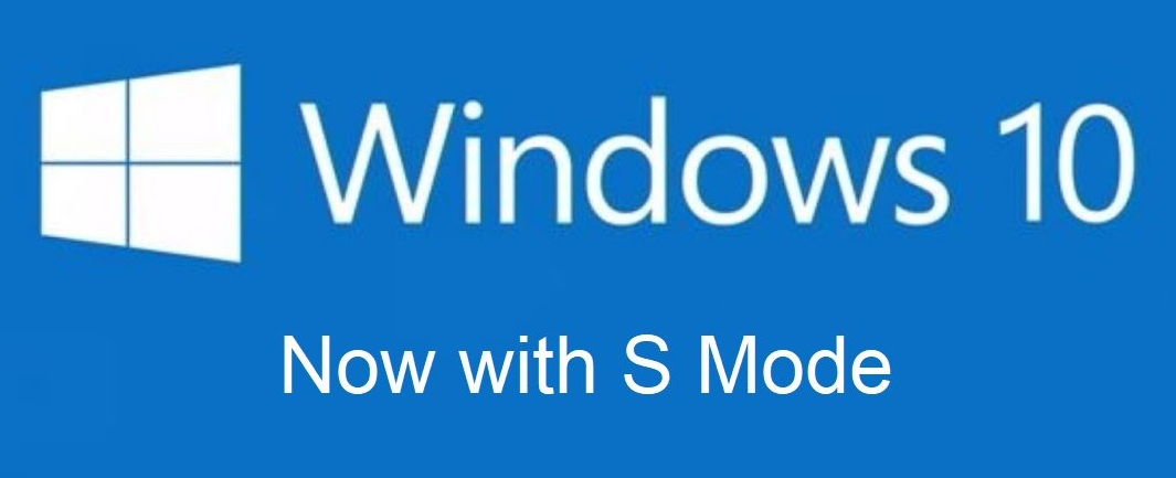 Windows 10 S Devrait Perdre Son Statut D Os Independant Et