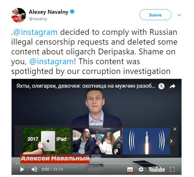 Nom : Tweet Navalny.png Affichages : 1581 Taille : 229,6 Ko
