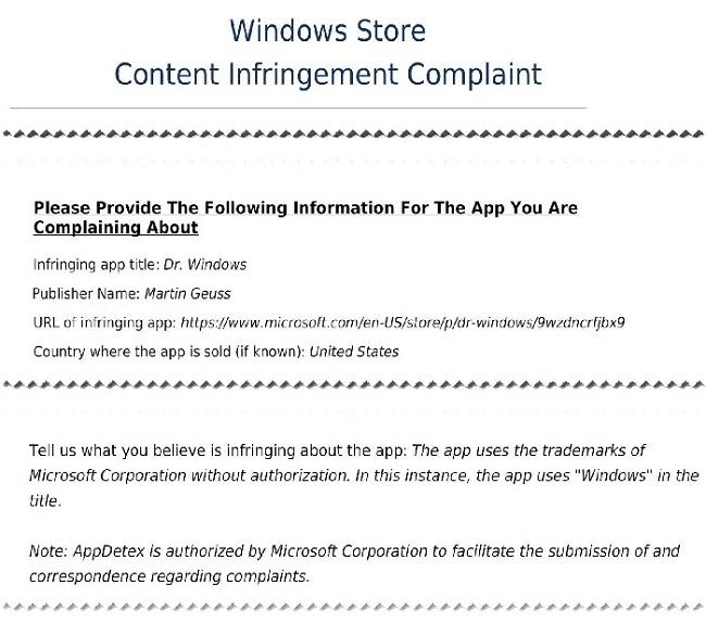Microsoft Aurait Commence A Supprimer De Microsoft Store Les
