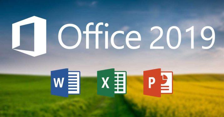 Nom : office 2019.jpg Affichages : 411794 Taille : 52,1 Ko