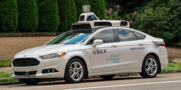 Le véhicule autonome aurait