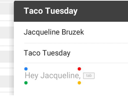 Gmail va (presque) rédiger vos messages tout seul