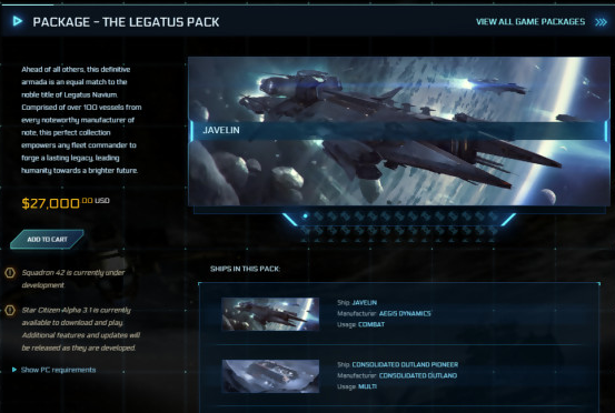 Nom : package_legatus.png Affichages : 5598 Taille : 286,5 Ko