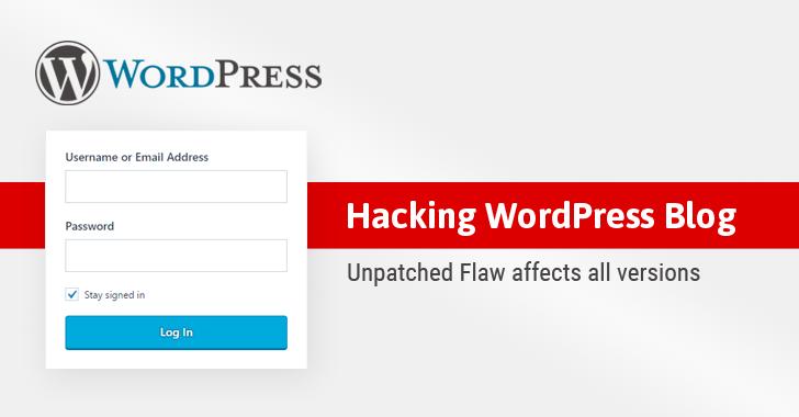 Nom : hacking-wordpress-blog-admin-password-reset.png Affichages : 4418 Taille : 90,9 Ko