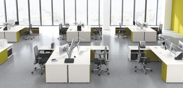 Une Etude Montre Que Les Bureaux Open Spaces Augmentent L Echange