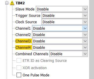 STM32] Probleme de timer