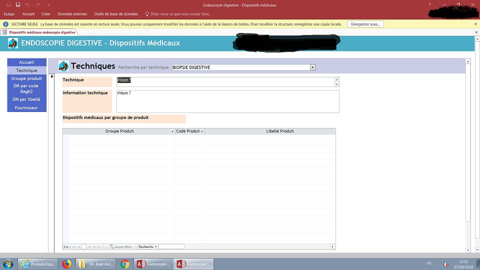 Nom : copie ecran test access erreur.png Affichages : 33 Taille : 97,9 Ko