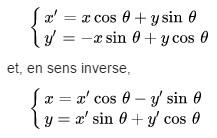 Nom : Formules trigonométriques.jpg Affichages : 80 Taille : 9,4 Ko
