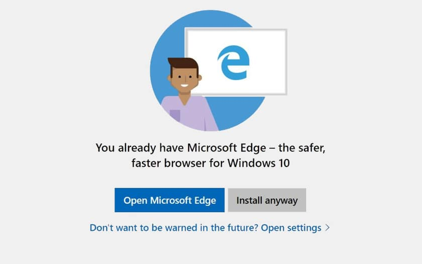 Windows 10 fait son maximum pour vous empêcher d'installer Firefox ou Chrome