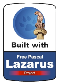 Nom : BuildwithFreePascalAndLazarus.jpg Affichages : 686 Taille : 32,2 Ko